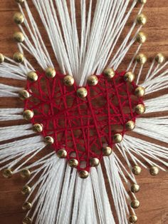 String art cross Mother's Day Easter Decor di ShopAmbiguouS