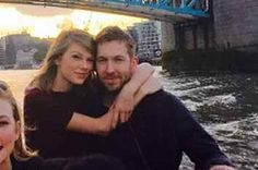 Proof That Taylor Swift And Calvin Harris Are Really, Really Into Each Other