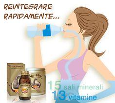 SALISANI Dr. Giorgini - Una sudorazione eccessiva sottrae al nostro corpo importanti #nutritivi. SALISANI Dr. Giorgini è un #integratore con 15 sali minerali (#magnesio, #potassio ecc.) e 13 #vitamine, utile per favorire il #reintegro. http://www.drgiorgini.it/index.php/a1-serisalistvs90-drg-salisani-t-vitaminsport-90-g-pastiglie?pk_campaign=PIN-salisani