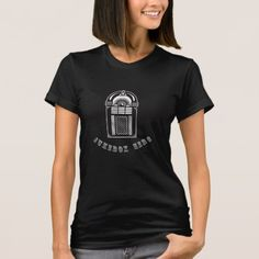 Jukebox Hero T-Shirt - tap, personalize, buy right now!