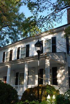 Historic Homes Salisbury-Rowan County, NC #visitsalisburyrowan
