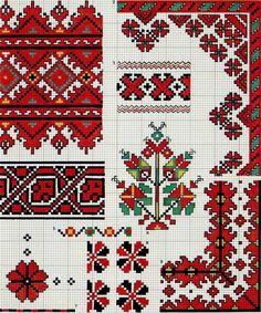 Victoria - Handmade Creations : Κέντημα - Σχέδια