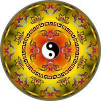 Tibetan Yin Yang