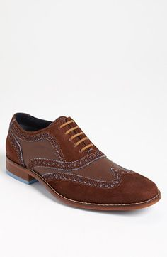 Cole Haan 'Air Colton' Wingtip Oxford available at #Nordstrom