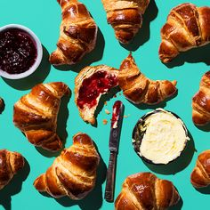 Take the challenge and learn to laminate your own yeast dough with layers of butter for perfectly flaky, breakfast-ready croissants.