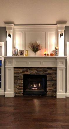 6 Aware Tips AND Tricks: Small Basement Remodeling Diy basement remodeling on a budget bedrooms.Base 6 Aware Tips AND Tricks: Small Basement Remodeling Diy basement remodeling on a budget bedrooms. Fireplace Redo, Fireplace Remodel, Fireplace Design, Living Room With Fireplace, Fireplace Ideas, Fireplace Mantels, Fireplaces, Renovate Fireplace, Farmhouse Fireplace