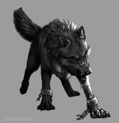 Fenris by MattBarley on DeviantArt