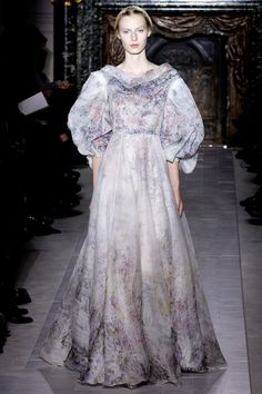 VALENTINO COUTURE SS13--YIKES!! THEIR ULTRA PALES ARE MURDER!!