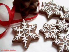 Biscotti fiocco di neve, ricetta per Natale
