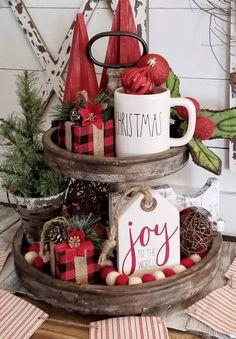 122 easy diy indoor christmas decor and display ideas 109 Gingerbread Christmas Decor, Indoor Christmas Decorations, Noel Christmas, Christmas Centerpieces, Christmas Signs, Christmas Balls, Christmas Crafts, Etsy Christmas, Gingerbread Crafts