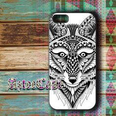 wolf ornate iphone 4/4s/5/5c/5s case, wolf ornate samsung galaxy s3/s4/s5, wolf ornate samsung galaxy s3 mini/s4 mini, wolf ornate samsung galaxy note 2/3