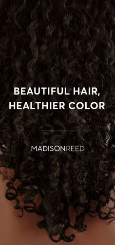 Get free shipping all weekend long on Madison Reed hair products --  you deserve to look and feel your best this holiday season! Get beautiful color that's free of harsh chemicals like ammonia and PPD. We guarantee you'll love your hair's vibrant shine and long-lasting color, or your money back.