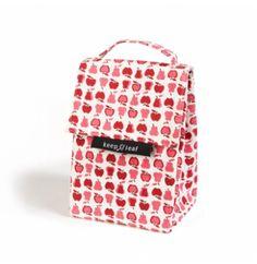 Keep Leaf Υφασμάτινη Ισοθερμική Τσάντα Φαγητού - Φρούτα