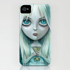 Larlessy iPhone Case by Dienzo Art - $35.00