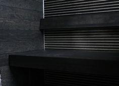 musta sauna – Design by Maedde Homemade Sauna, Modern Saunas, Sauna Design, Spa Rooms, Home Spa, Beautiful Interiors, New Homes, Relax, Architecture