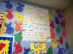 Mrs. Wheeler's First Grade Tidbits: Mouse Paint