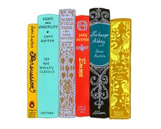 Ideal Bookshelf: Jane Austen By: Jane Mount