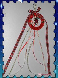 κεραμικά γούρια Good Luck, Washer Necklace, Charms, Ceramics, Detail, Handmade, Jewelry, Ceramica, Pottery