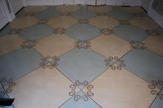 Image detail for -Justify the painted floor…it can cost less than carpet! « Sunny ...