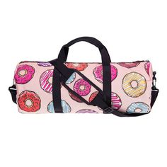 Just In Donut Diva Gym Du... Shop Now! http://www.shopelettra.com/products/donut-diva-gym-duffel-bag?utm_campaign=social_autopilot&utm_source=pin&utm_medium=pin