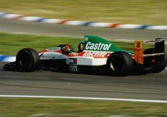Alex Zanardi (Team Lotus), Lotus 107B - Ford HBD6 3.5 V8, 1993 German Grand Prix, Hockenheimring