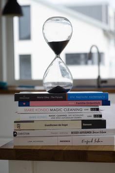 Ordnungswoche: Jetzt gibts (Lese-)Stoff für deine Ordnung! Marie Kondo Magic Cleaning, The Flylady, Inspiration, Home Decor, Book, Organisation, Minimalism, Woman, Knowledge