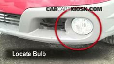 This Free Video Shows How To Change A Burnt Out Headlight On 2008 Pontiac Vibe 4 Cyl Complete Instructions For Replacing Head Light Bulb