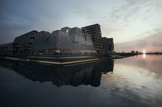 Gallery of Kengo Kuma & Associates Reveal Plans for New Aquatics Centre on Copenhagen's Waterfront - 8