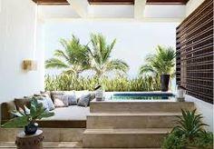 Resultado de imagen de piscinas elevadas de diseño