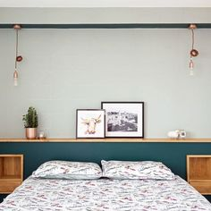 Home Decor Habitacion .Home Decor Habitacion Interior, Bedroom Interior, Home Remodeling, Headboard With Shelves, Cheap Home Decor, Home Decor, Headboard Storage, House Interior, Remodel Bedroom