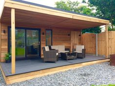 Garden rooms are simply a small - medium sized building situated in your garden, yard or workplace. This is a contemporary trend which has seen people looking for peaceful garden havens - the luxury summer house, a home studio for your hobby or simply just to have the freedom to work from home. | eBay!