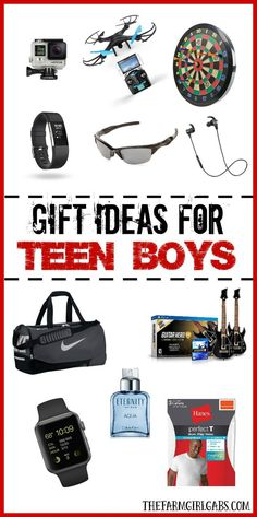 so if you have a teen boy that you are struggling to buy christmas gifts for check out these gift ideas for teen boys gift