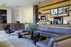 Take a Look Inside Michael Bay's Stunning 30,000-Square-Foot LA Villa