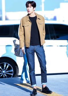 Korean Fashion Men, Korean Men, Korean Actors, Mens Fashion, Fashion Outfits, Fashion Trends, Asian Boys, Asian Men, Korean Baby Names