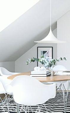 Via NordicDays.nl | White | Design Classics in Malmö | Eames | IKEA