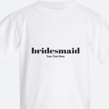bridesmaid Kids' T-shirts