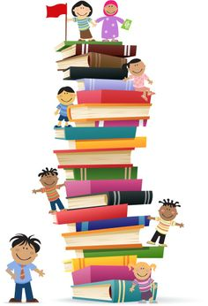 You can't buy happiness, but you can buy books and that's kind of the same thing. Happy World Book Day!:)
