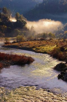 American River, Auburn, California