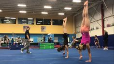3 Of My Favorite Cardio Workouts For Gymnasts During Competition Season «