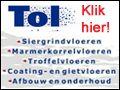 Button veranderd voor Vloeren- & timmerbedrijf Tol. Bij Vloeren- & timmerbedrijf Tol bent u aan het juiste adres als het gaat om: Siergrindvloeren Marmerkorrelvloeren Troffelvloeren (ook wel Mortelvloeren genaamd) Gietvloeren (epoxy, PU, PU UV en cementgebonden) Coatingvloeren en wandcoating (epoxy of polyurethaan) Nieuw in het assortiment van Tol Vloeren: LEEF-BETON !  http://koopplein.nl/middendrenthe/gebruikers/34226/tol-siergrindvloeren-timmerwerken