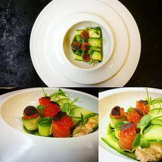 #gotowaniezpasją #gotowaniezpasja #chef #cheftalk #talkchef #gastronomia #gastroart #foodphoto #photofood #londoncity #losos #salmon #crab #krab #rybka #pasja .