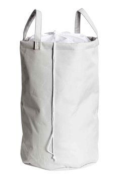 Laundry Bags With Handles Laundry Bag In Thick Polyester Featuring A Smooth Fabric Upper