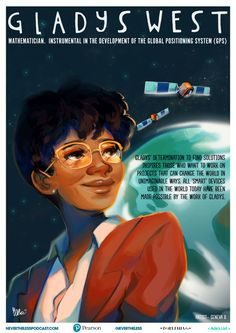Free Posters Celebrating Women Role Models in Science, Technology, and Math - a great free set from A MIGHTY GIRL Technology Posters, Science And Technology, Computer Science, Global Positioning System, Massachusetts Institute Of Technology, Inspirational Posters, Keynote Speakers, Women In History, Ancient History