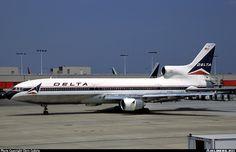 Lockheed L-1011-385-1-15 TriStar 250 - Delta Air Lines | Aviation Photo #0178410…