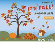 It's Fall! Language Arts