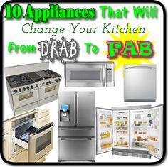 1000 images about home appliances on pinterest kitchen