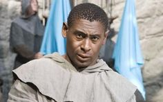 Interview: David Harewood on playing Friar Tuck in Robin Hood David Harewood, Robin Hood Bbc, Bbc One, Pretty Boys, Actors & Actresses, Interview, It Cast, Characters, Play