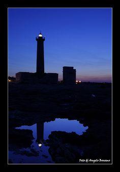 #Lighthouse - #Faro di Angelo Bonomo in Verticale, #Italy  -  http://dennisharper.lnf.com/