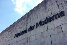 Wir waren mit dem Kinderwagen im Museum der Moderne und haben festgestellt, dass…