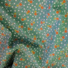 Oranges and Lemons Fabric - Darlene Zimmerman | Guthrie & Ghani